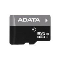 ADATA 16GB Premier UHS-1 CL10 Micro SDHC With Adapter