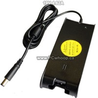 Dell 19.5V 4.62A  Power Adapter.