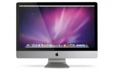 iMac aluminium 2009